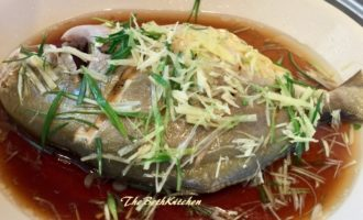 Cá Hấp - Cá Chưng / Easy and delicious Steamed Fish