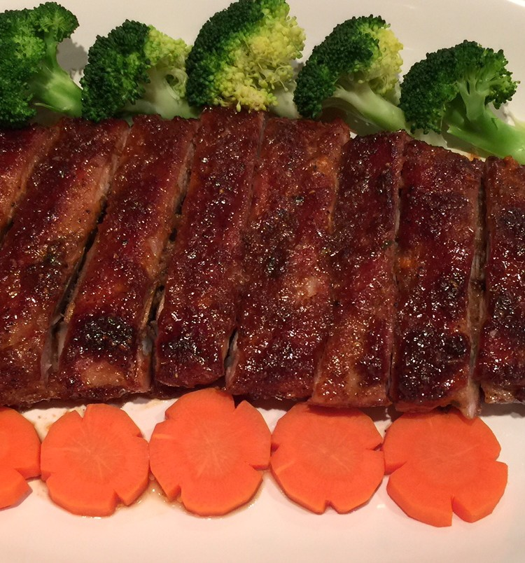 how to cook spare ribs in the oven easy